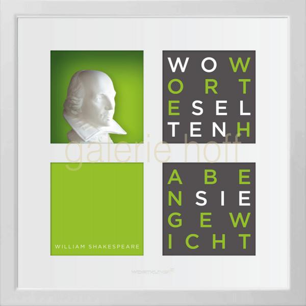 Wortkunst R. Birkelbach - William Shakespeare