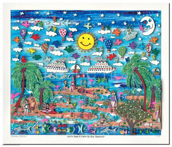 Rizzi, James - Let's take a trip to the tropics