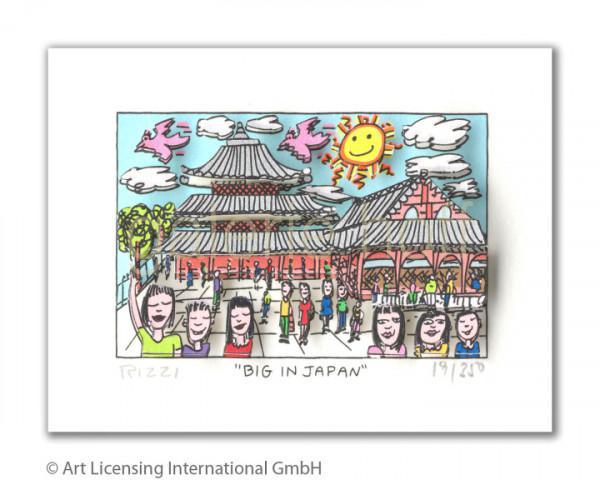 Rizzi, James - Big in Japan