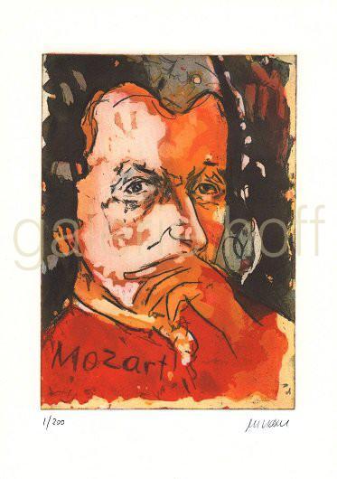 Mueller-Stahl, Armin - Wolfgang Amadeus Mozart