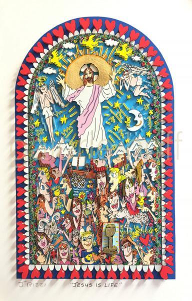 Rizzi - Jesus is life