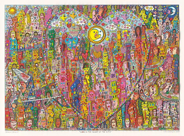 Rizzi, James - Love In The Heart Of The City