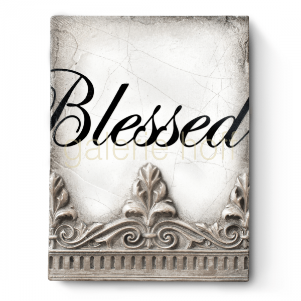 Dickens, Sid - T-519 Blessed
