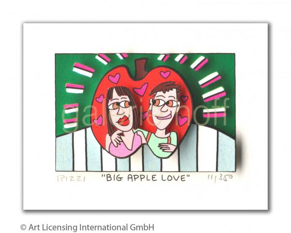 Rizzi, James - Big Apple Love