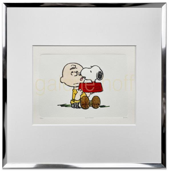 Schulz, Charles M. / Peanuts - Your Friend - gerahmt