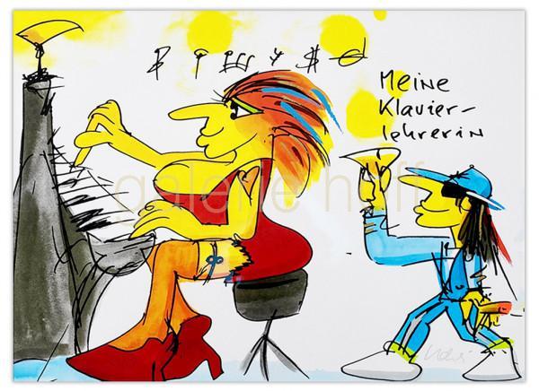 Lindenberg, Udo - Meine Klavierlehrerin