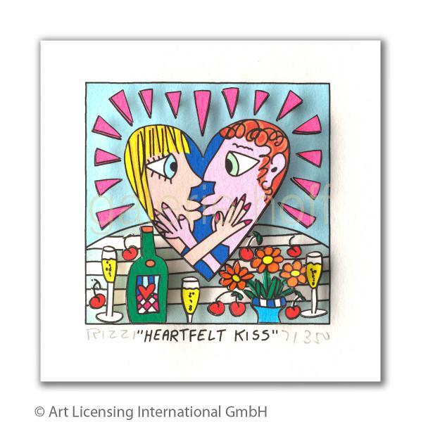 Rizzi, James - Heartfelt Kiss