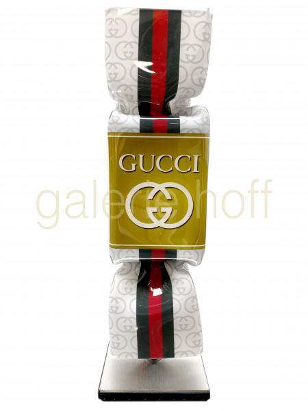 Michael Daniels - Gucci - Skulptur