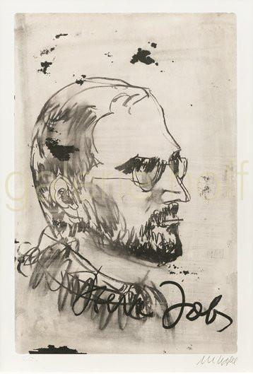 Mueller-Stahl, Armin - Steve Jobs