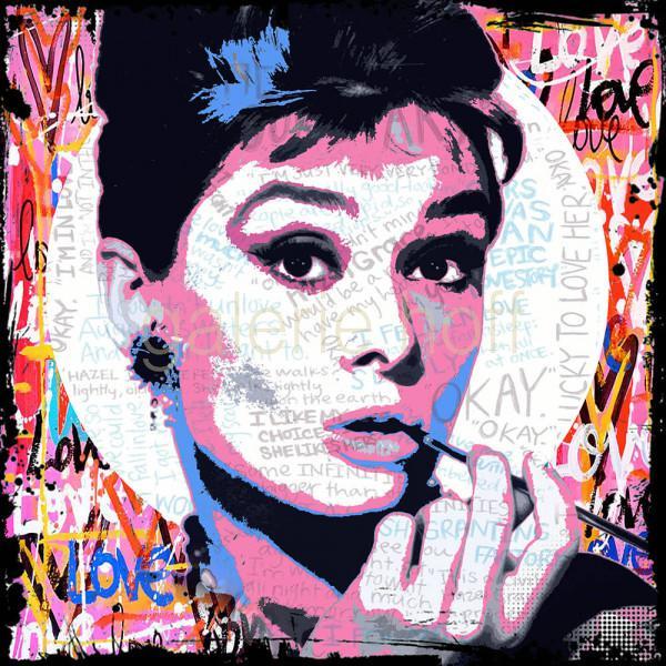 Micha - Frau Hepburn