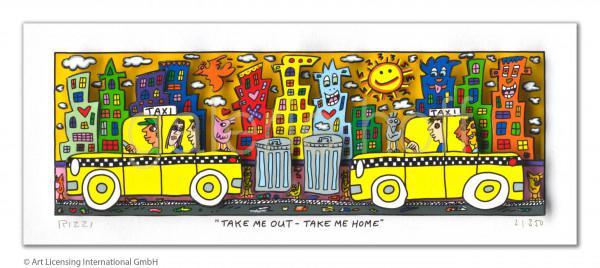 Rizzi, James - Take Me Out - Take Me Home