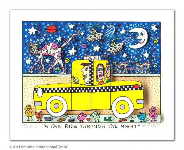 Rizzi, James - A Taxi Ride Through The Night