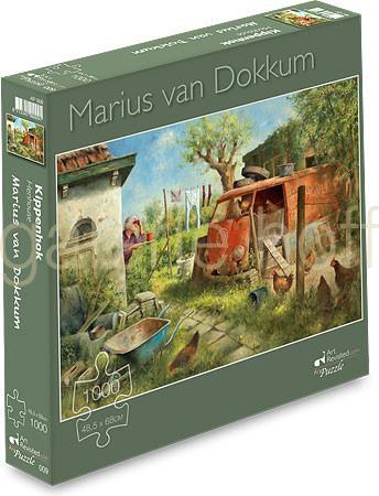 van Dokkum, Marius - Henhouse - Puzzle