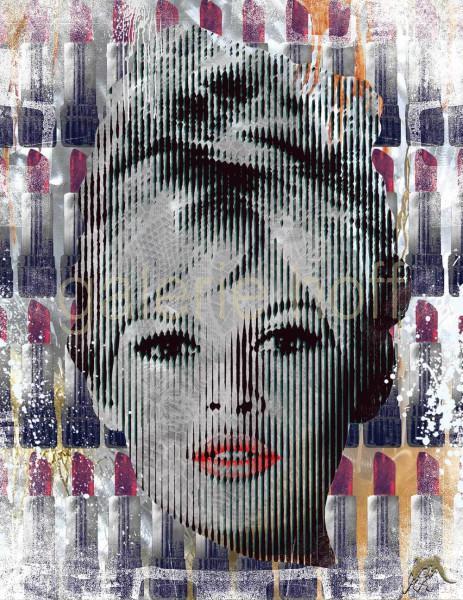 Miles, Devin - Red Lips - Brigitte Bardot