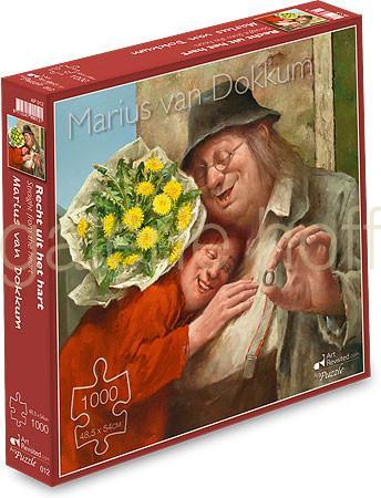 van Dokkum, Marius - Straight from the Heart - Puzzle
