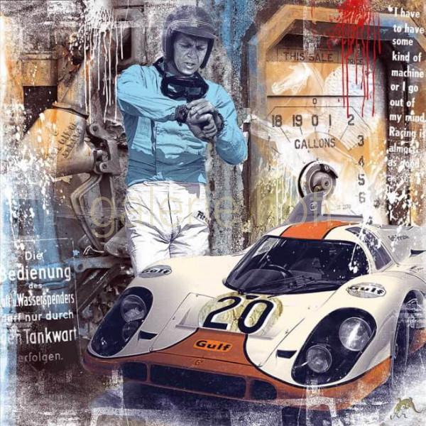 Miles, Devin - 24 Hours - Steve McQueen