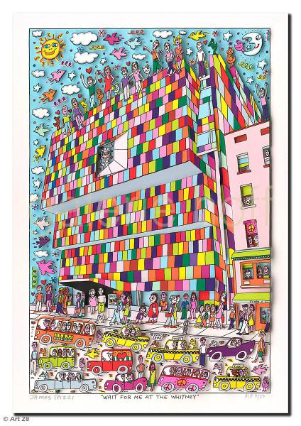 Rizzi, James - Wait For Me At The Whitney