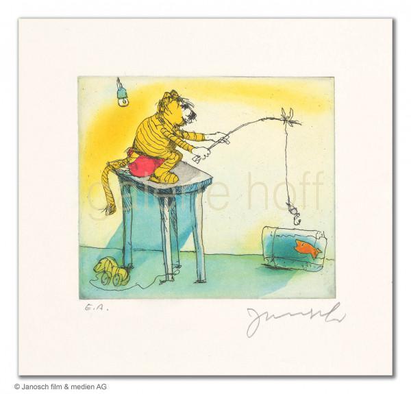 Janosch - Ein Goldfisch für den Tiger