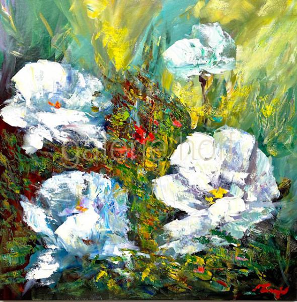 Madjid - Blumen I