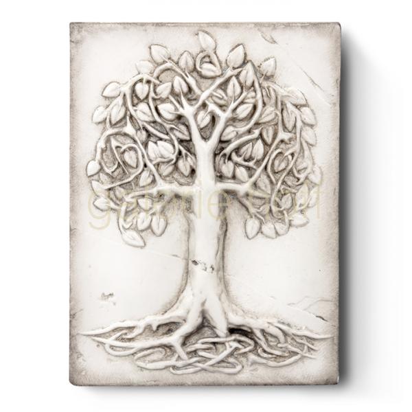 Dickens, Sid - T-406 Celtic Tree of Life