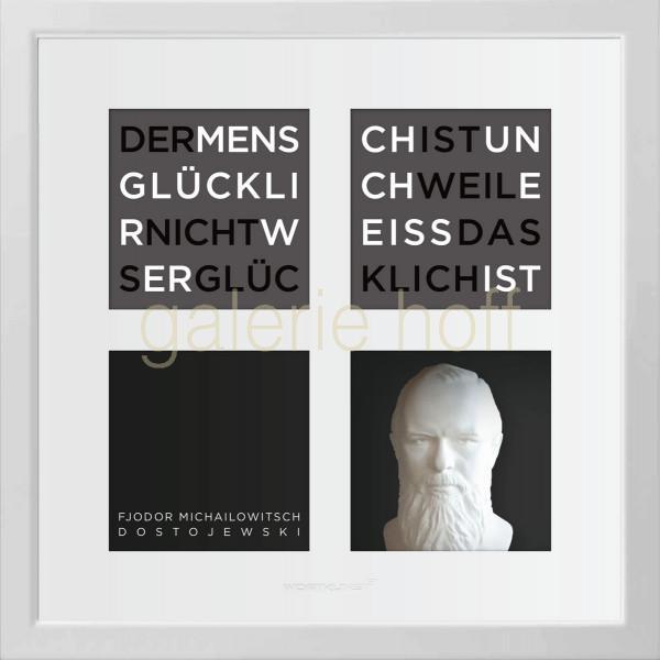 Wortkunst R. Birkelbach - Fjodor Michailowitsch Dostojewski