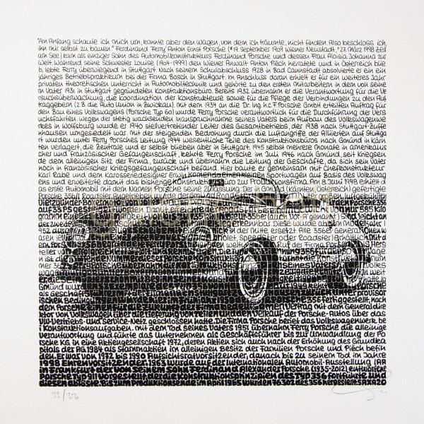 SAXA - Porsche 356