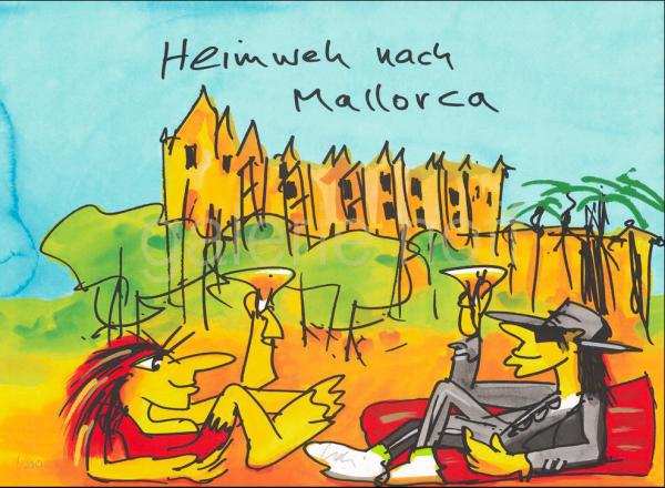 Lindenberg, Udo - Heimweh nach Mallorca