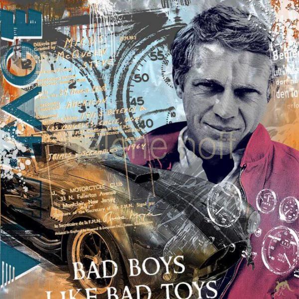 Miles, Devin - Bad Boys - Steve McQueen