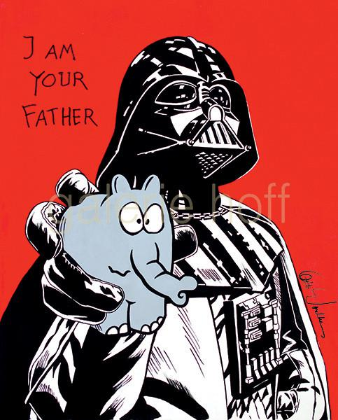 Waalkes, Otto - I am your Father I