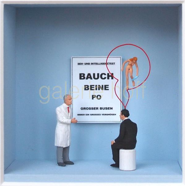 Kühn, Volker - Kommt ein Mann zum Arzt