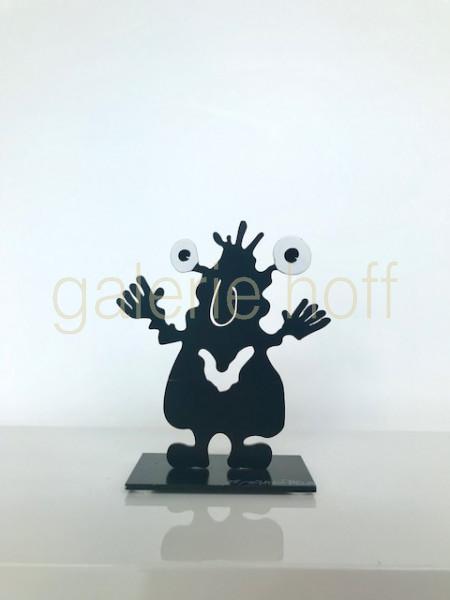 Preller, Patrick - Monster schwarz klein