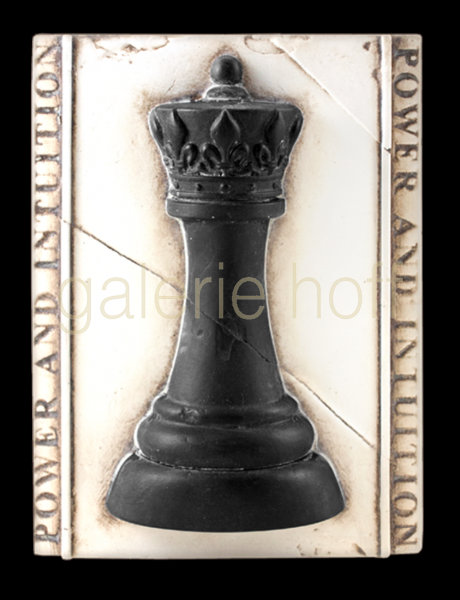 Dickens, Sid - T-409 Chess Queen retired