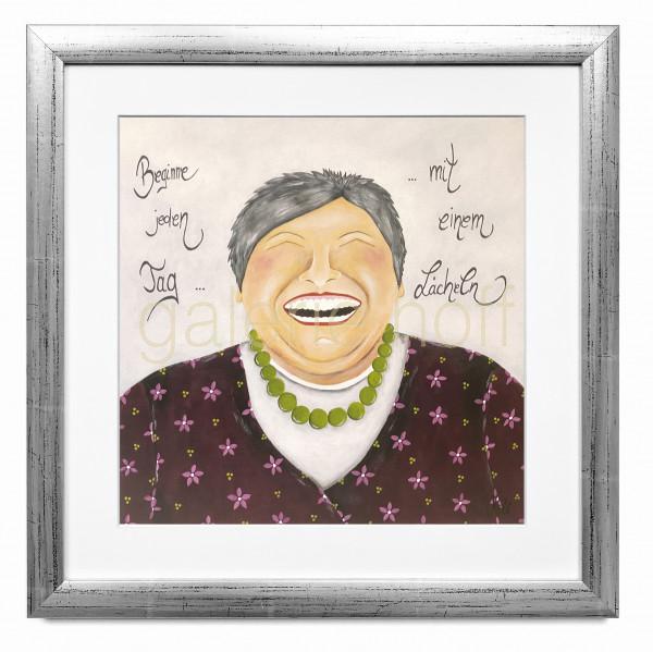 Nell - Beginne jeden Tag mit einem Lächeln