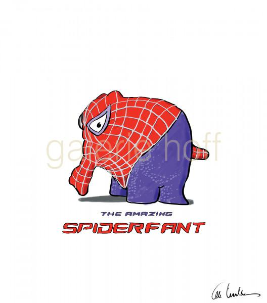 Waalkes, Otto - Spiderfant