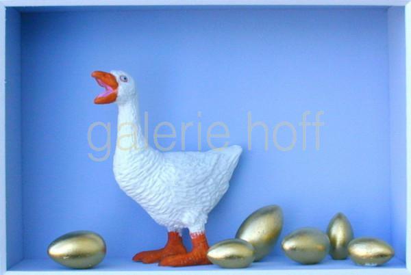 Kühn, Volker - Die Gans, die goldene Eier legt