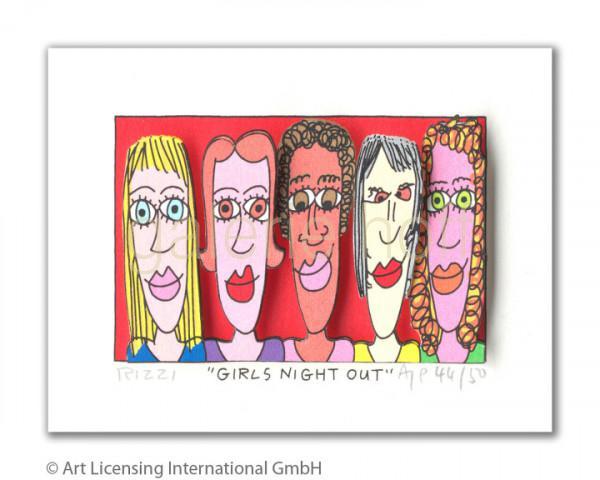 Rizzi, James - Girls night out