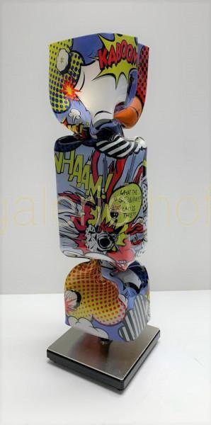 van Hassel, Ad - Pop Art wham - Skulptur
