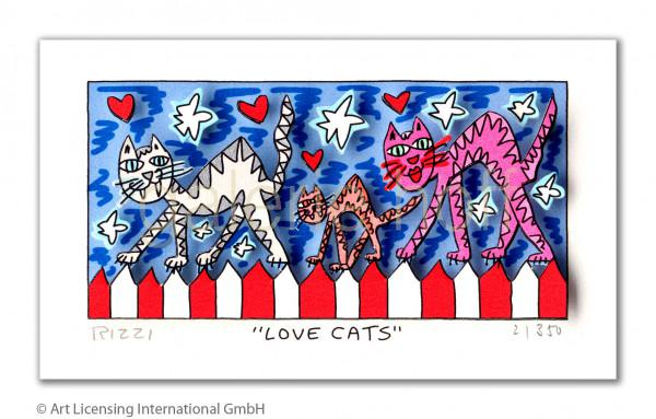 Rizzi, James - Love Cats