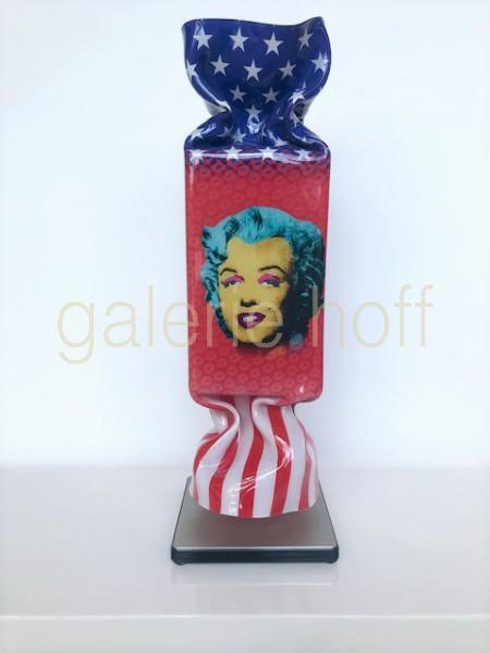 van Hassel, Ad - Candy USA Marilyn - Skulptur