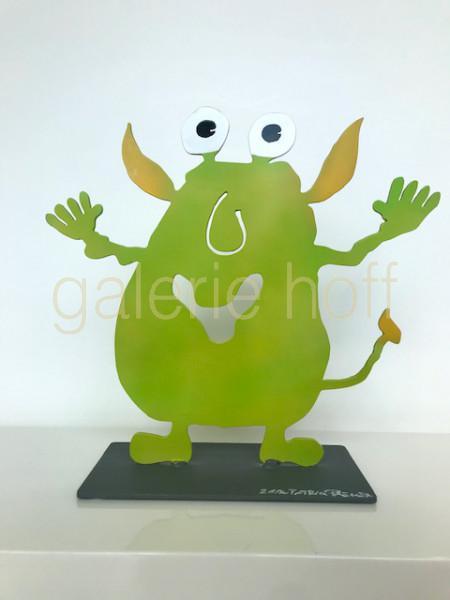 Preller, Patrick - Monster grün
