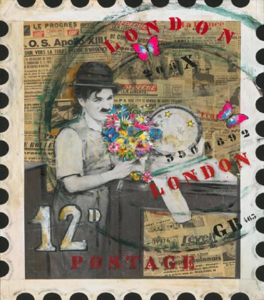 Sgarra, Robert - Chaplin in London