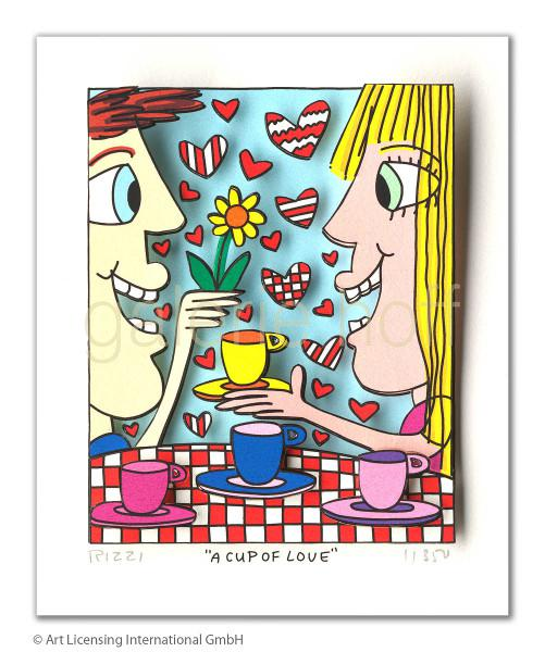Rizzi, James - A Cup of Love