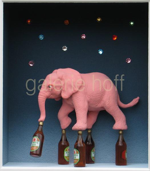 Kühn, Volker - Pink Elephant