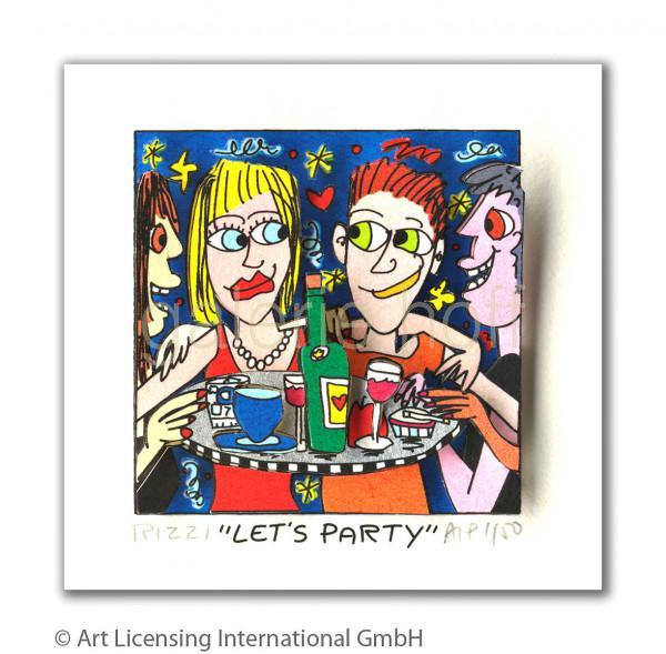 Rizzi, James - Let's Party
