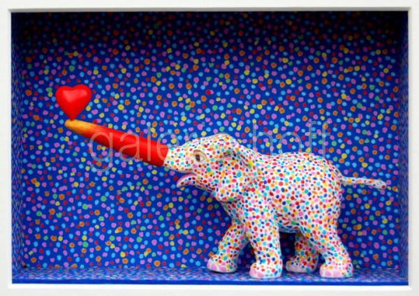 Kühn, Volker - Ich geh dann mal als Elefant