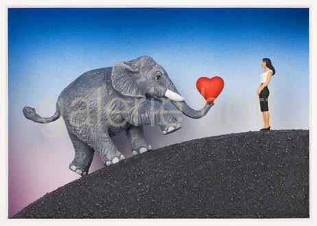 Kühn, Volker - Ich bin ein Elefant, Madame