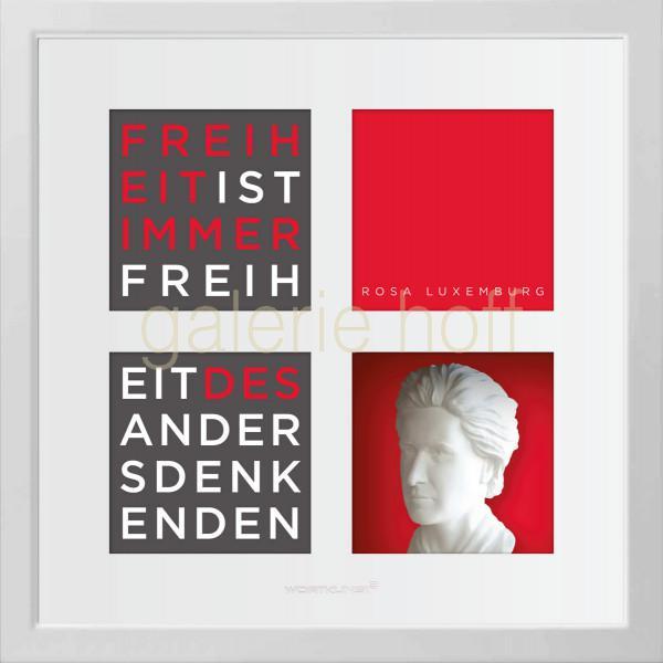 Wortkunst R. Birkelbach - Rosa Luxemburg