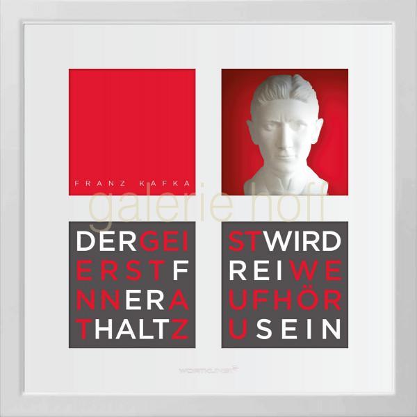 Wortkunst R. Birkelbach - Franz Kafka