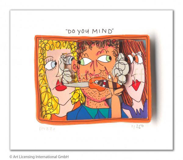 Rizzi, James - Do You Mind