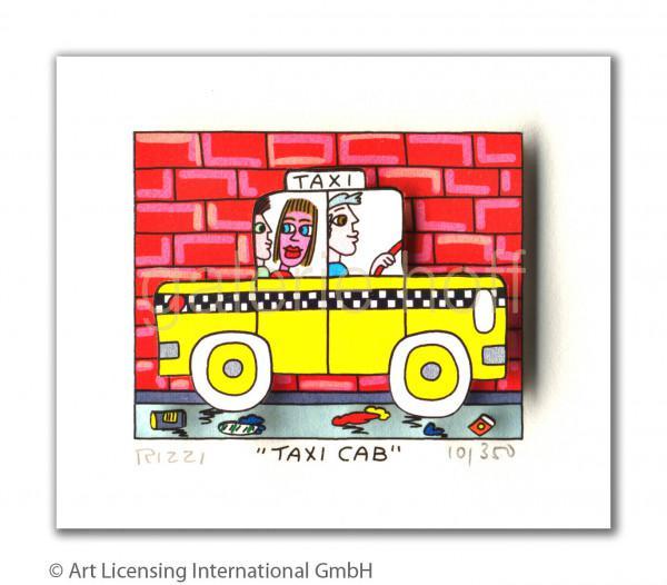 Rizzi, James - Taxi Cab
